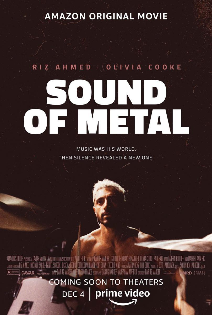 Sound of Metal (Nominada - Oscar 2021)