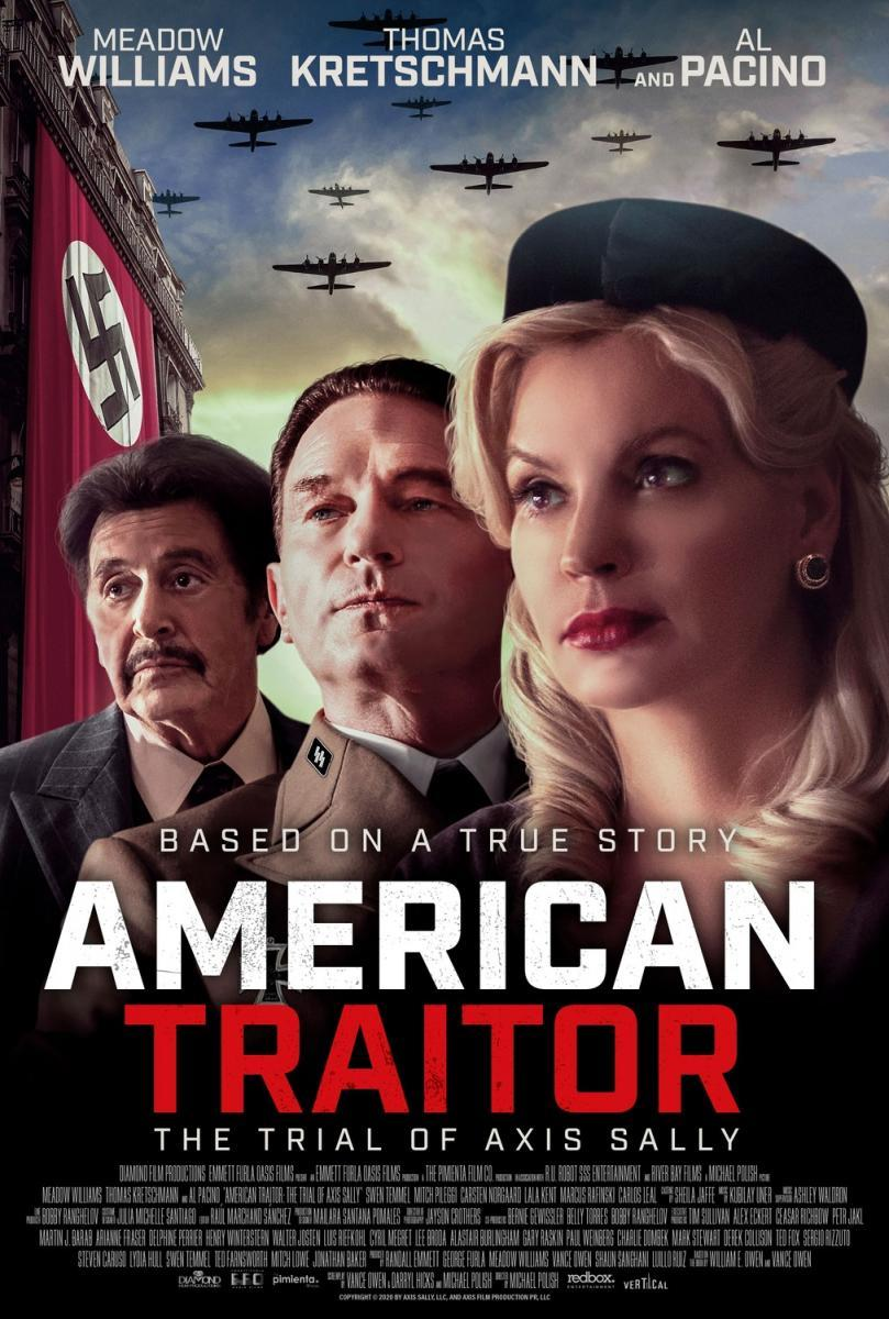 American Traitor: The Trial of Axis Sally