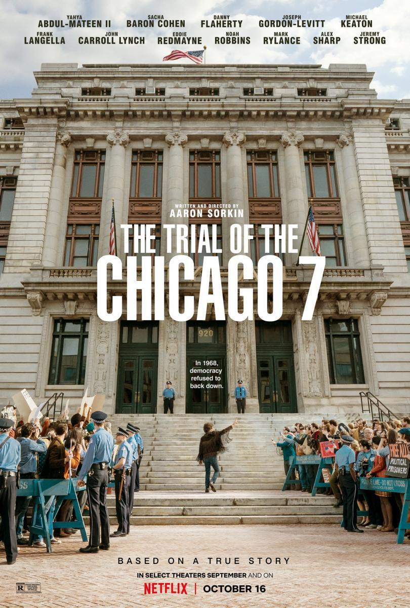 The Trial of the Chicago 7 (Nominada - Oscar 2021)